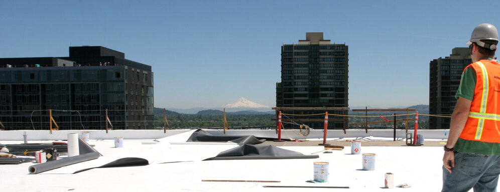 Roof Work - Portland, OR - McDonald & Wetle
