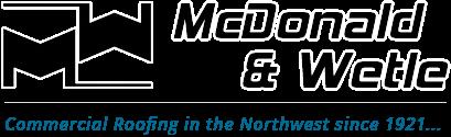 Mcdonald & Wetle