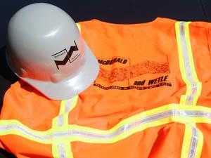 Safety Apparel - Portland, OR - McDonald & Wetle
