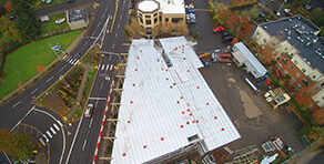 Roofing Projects in Portland OR - McDonald & Wetle