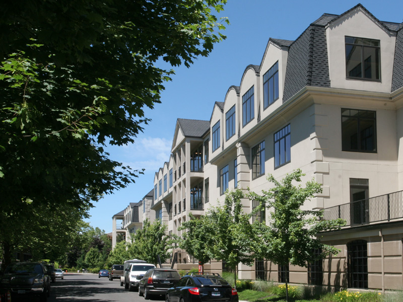 high rise apartment roofing in portland or seattle wa
