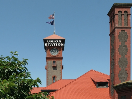 Union Station - Portland, OR - McDonald & Wetle
