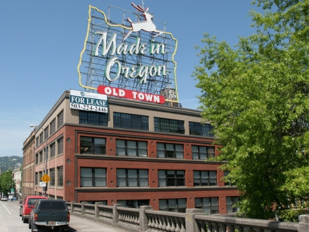 Made in Oregon Building - Portland, OR - McDonald & Wetle