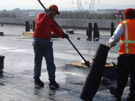 Modified Built Up Roof Specialists in Portland OR - McDonald & Wetle