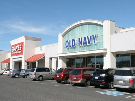 Old Navy and Staples - Portland, OR - McDonald & Wetle