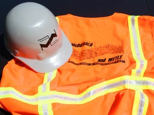 Safety Apparel - Portland, OR - McDonald & Wetle